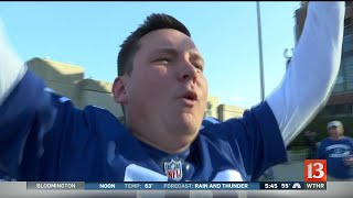 Colts fans react to win vs. Texans