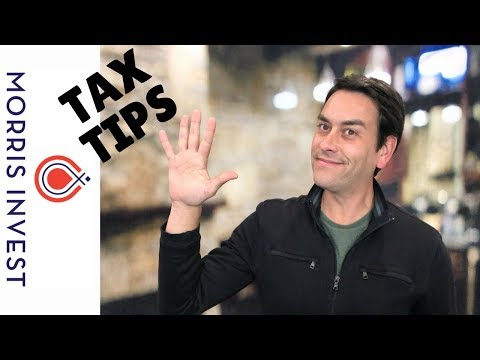 5 Tax Benefits for Real Estate Investors 2018