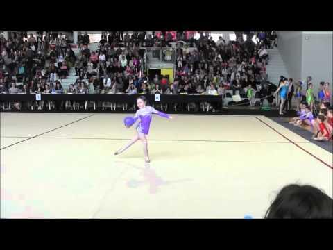 Le monde de Maë Competition Maëlyne GRS Ballon Caudry 2015