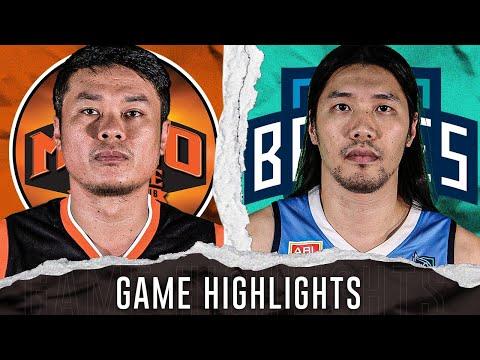 Mono Vampire v Taipei Fubon Braves | HIGHLIGHTS | 2019-2020 ASEAN Basketball