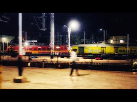 DELHI to CHENNAI By Duronto Express | 15 Hours Fog Delayed Duronto - Part 3 | INDIAN RAILWAYS