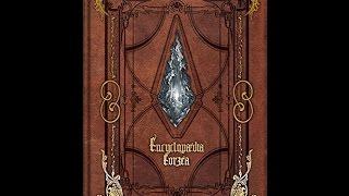 【紹介】Encyclopaedia Eorzea The World of FINAL FANTASY 14 (スクウェア・エニックス)