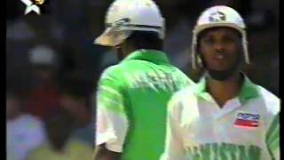 Javed Miandad Last One Day International  Century 1993