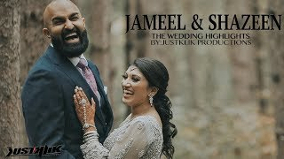 SHAZEEN AND JAMEEL | WEDDING HIGHLIGHTS