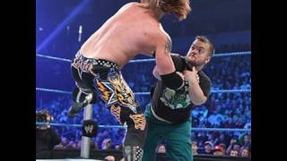 Friday Night SmackDown - Hornswoggle vs. Heath Slater