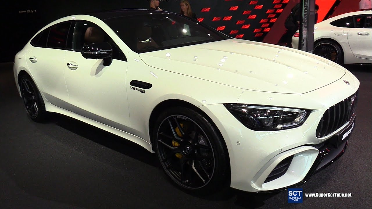 2020 Mercedes AMG GT 63 S Coupe - Exterior and Interior Walkaround - 2019 IAA Frankfurt Auto Show