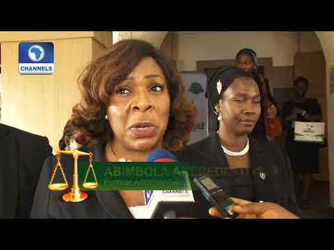 Lagos Lawyers Brainstorm On Delivering A Fair & Responsive Legal System |Law Weekly|