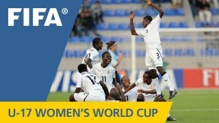 Ghana's Black Maidens turn on the style