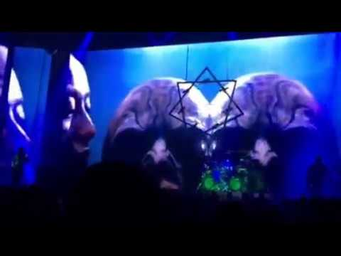 Tool - Stinkfist/Allstate Arena, Chicago - Drunk & stoned 9th row (6/8/17)