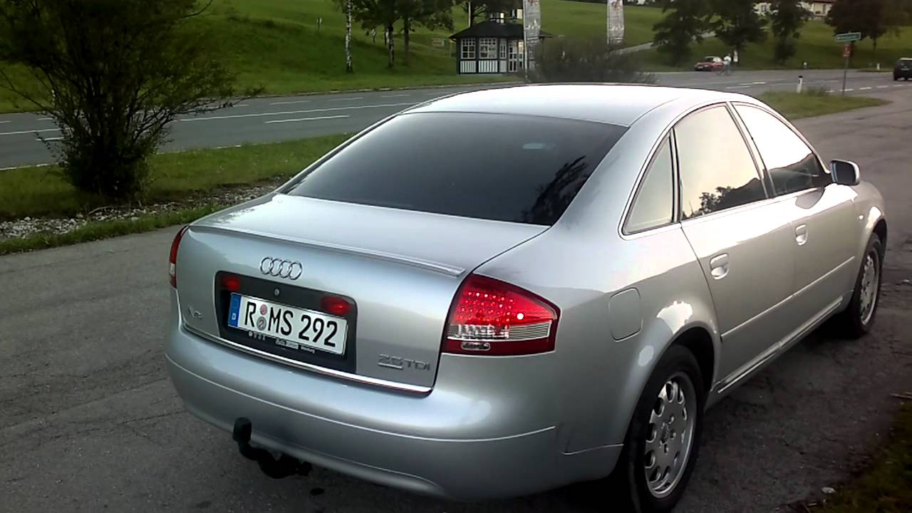 audi a6 tuning just a little mp4 youtube. Black Bedroom Furniture Sets. Home Design Ideas