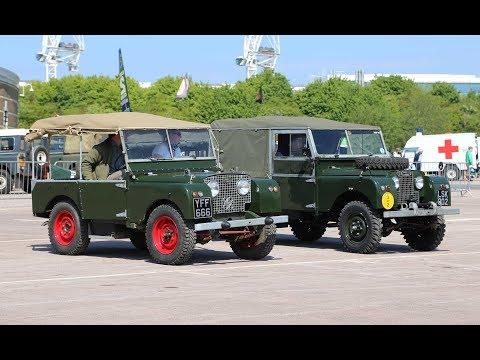 Gaydon Land Rover Show - 12 & 13 May 2018