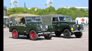 Gaydon Land Rover Show - 12 & 13 May 2018