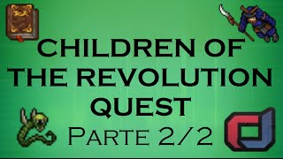 [Tibia] - Children of the Revolution Quest (Parte 2/2) (Completa e Detalhada)