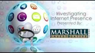 Social Media and Internet Presence Audit Investigations