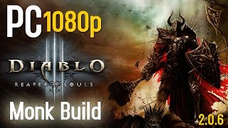 Diablo III: Reaper of Souls 2.0.6 - PP Monk Build | Torment VI - Rifts | Inna
