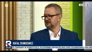 R. ZIEMKIEWICZ - DULKIEWICZ MIAŁA BYĆ NOWYM TUSKIEM A STAŁA SIĘ DRUGĄ KOPACZ