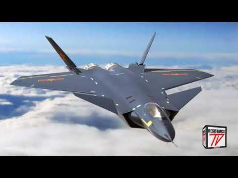 China Avisa a Rusia que Ya tiene preparados sus Aviones Stealth por si los Necesita