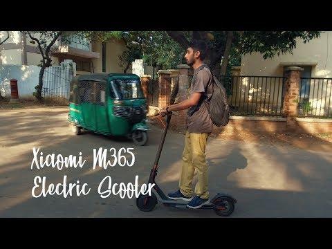 Xiaomi M365 Electric Scooter Review | Bangladesh | Vlog 04