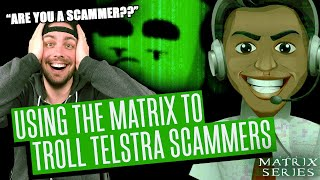 New AUSTRALIAN Scammers? | Inside The Matrix | Scambait Trolling | Telstra