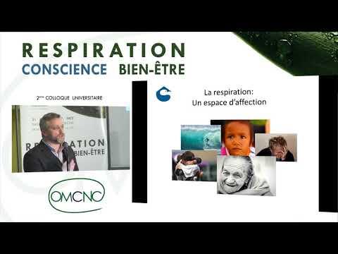 Conférence de Yoann Berteotti : phénoménologie de la respiration