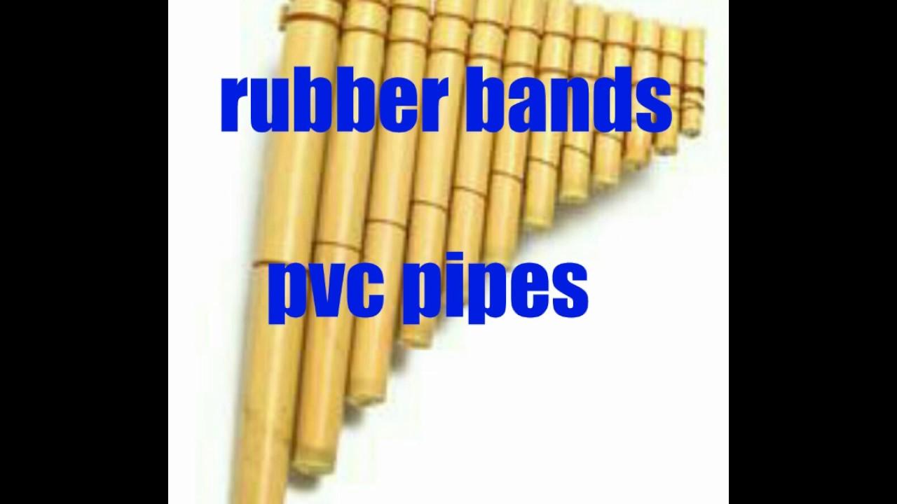 Diy multi-purpose pvc pan pipe EASY - YouTube