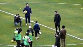 Cristiano Ronaldo vs 12- letni chłopak