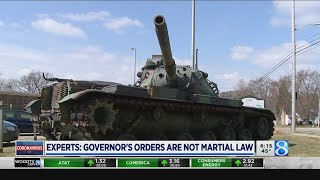 Is Martial Law On The Horizon In Michigan?
