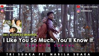Download Mp3 I Like You So Much You'll Know It - Ysabelle Cuevas  Lirik  Cover Nabila Sua