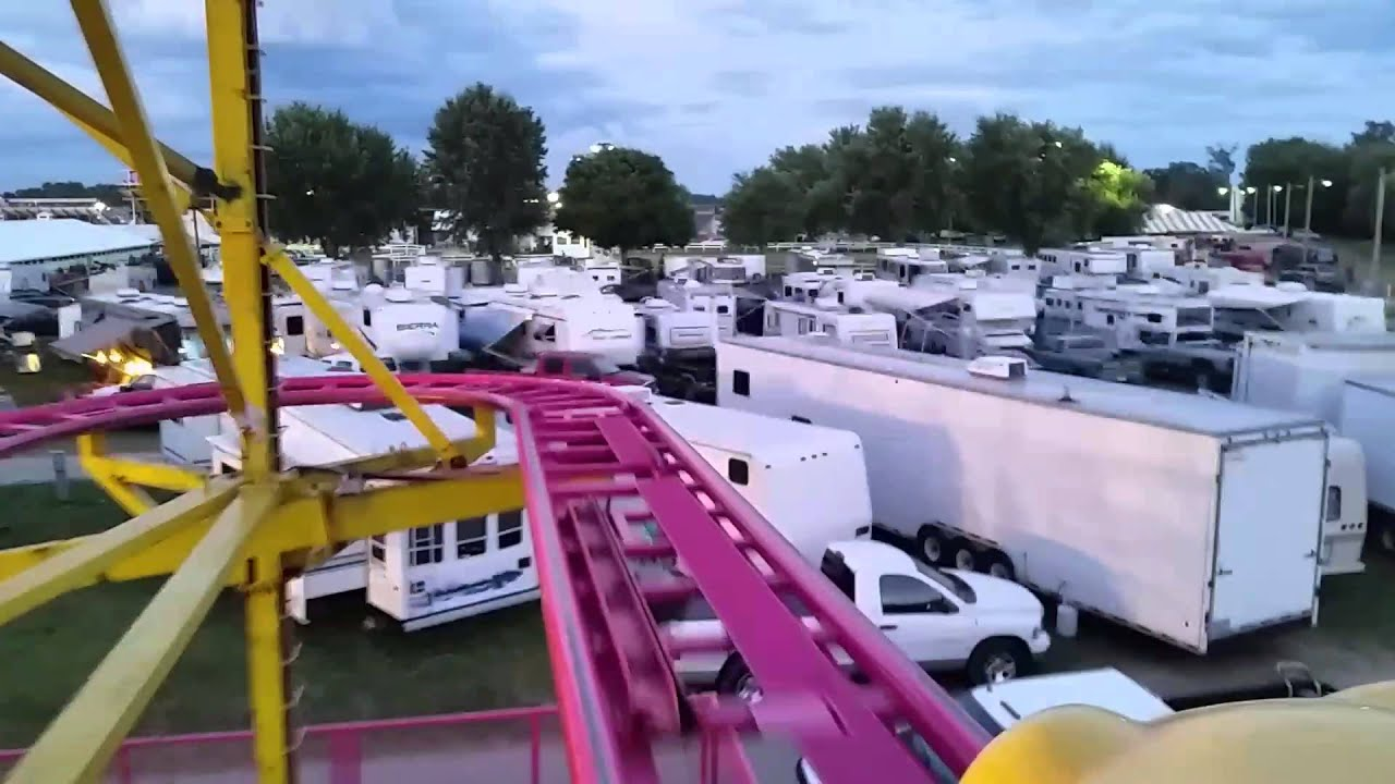 Crazy Mouse (On Ride Pov ) Elkhart 4h fair - YouTube