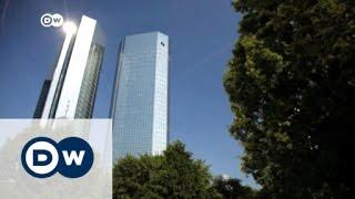 أمريكا تفرض غرامة مالية كبيرة على دويتشه بنك | الأخبار