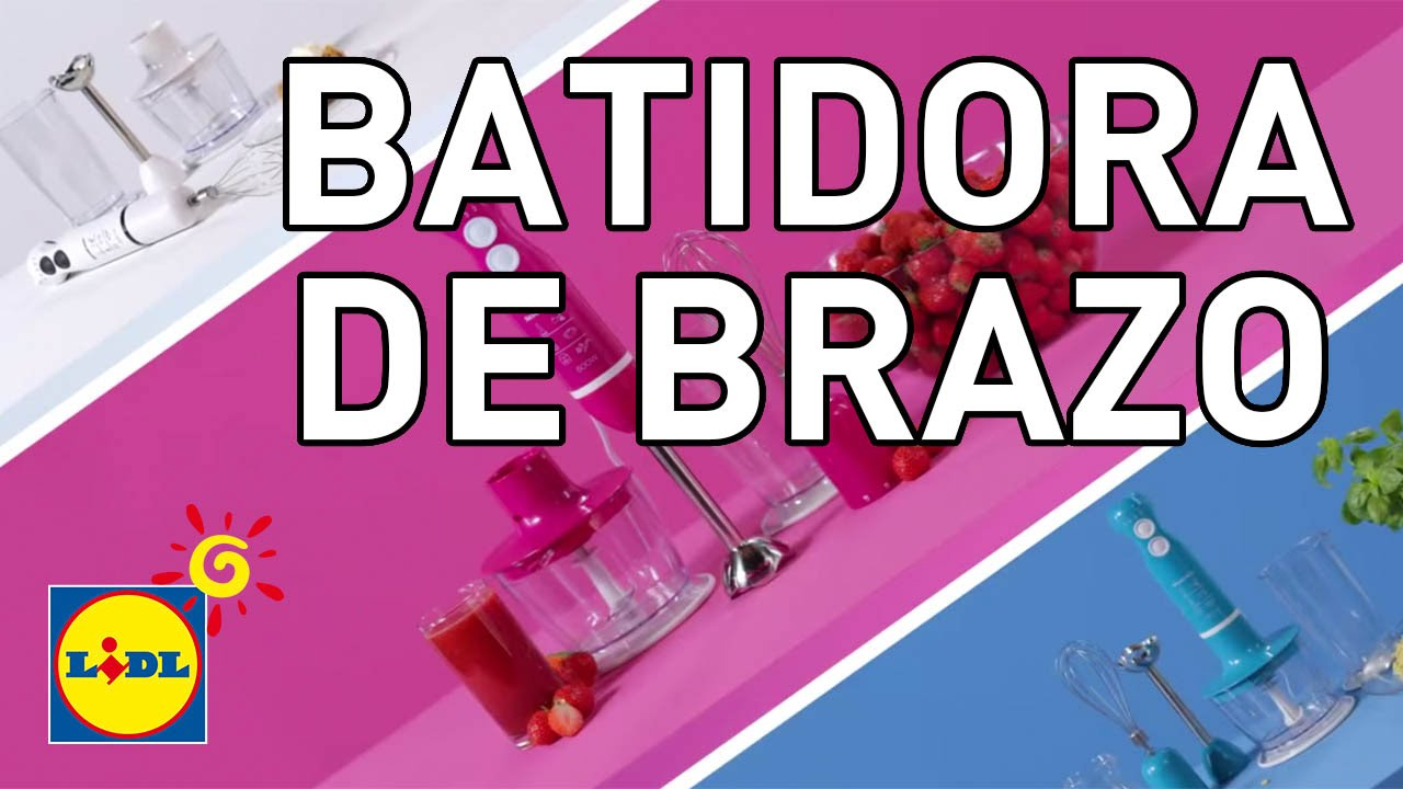 Batidora de brazo silvercrest lidl espa a youtube - Batidora amasadora silvercrest ...