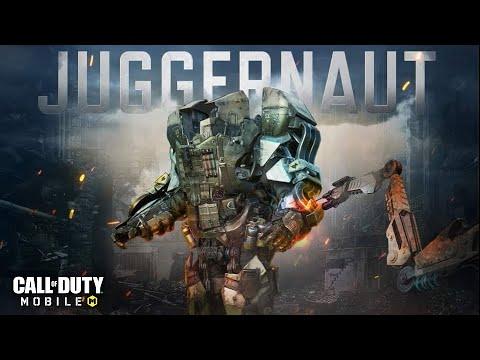 New Juggernaut Vs Humans In Call Of Duty Mobile Cod Mobile Juggernaut Mode Gameplay Youtube