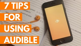 7 Tips for Using Amazon Audible (Audiobooks)| Roseanna Sunley Business Book Reviews screenshot 1