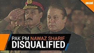 Nawaz Sharif disqualified by Pakistan's Supreme Court over corruption charges