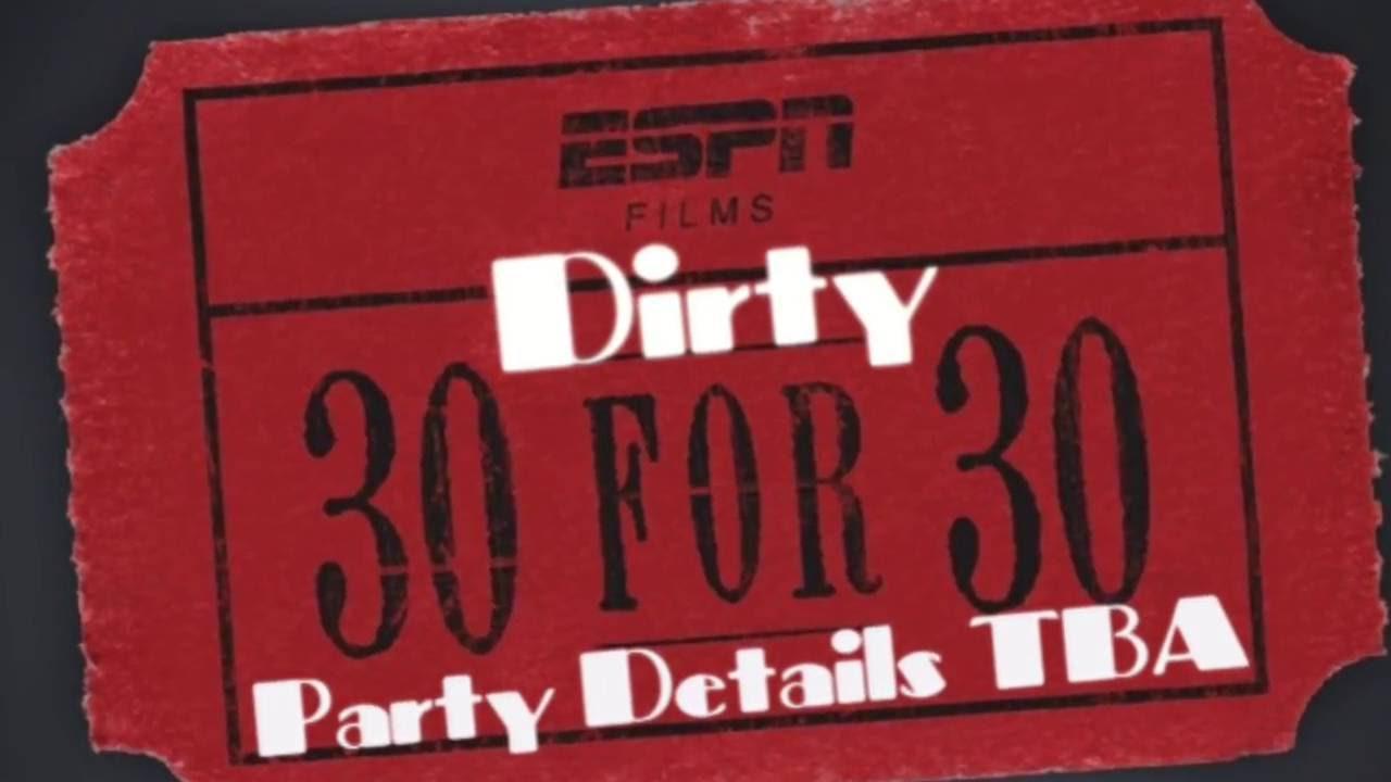30 for 30 Birthday Invitation - YouTube