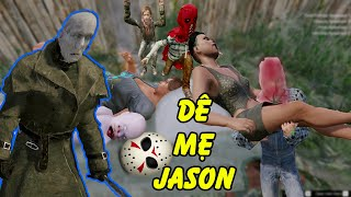 GTA 5 - Quá khứ kinh hoàng của mẹ sát thủ Jason và tên Dượng già dê |  GHTG