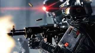 Wolfenstein The New Order Gameplay Trailer (2014)