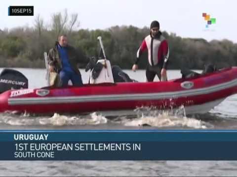 Uruguay: European Settlements Date from 1527