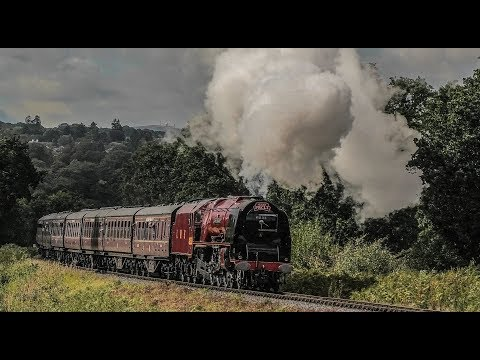 Severn Valley Railway - Autumn Steam Gala 2018