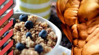 Das beste Muskelaufbau Frühstück #DailyFitnessHero