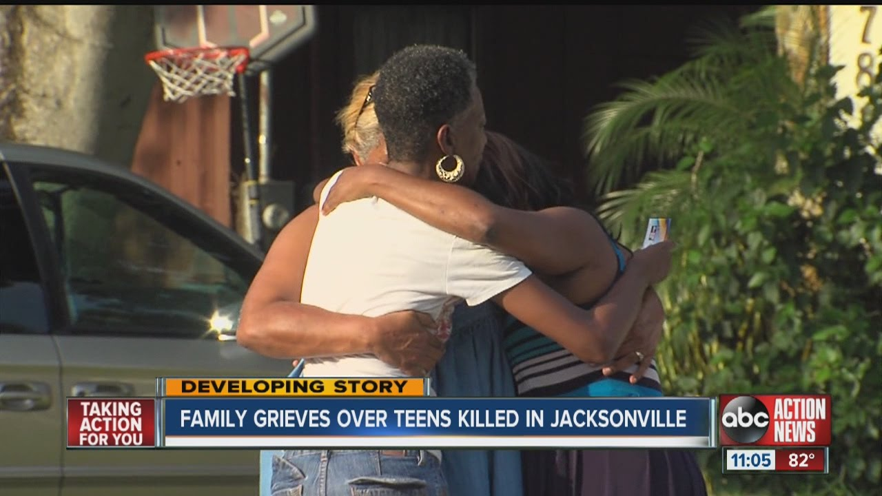Two Tampa teens found dead, tied together