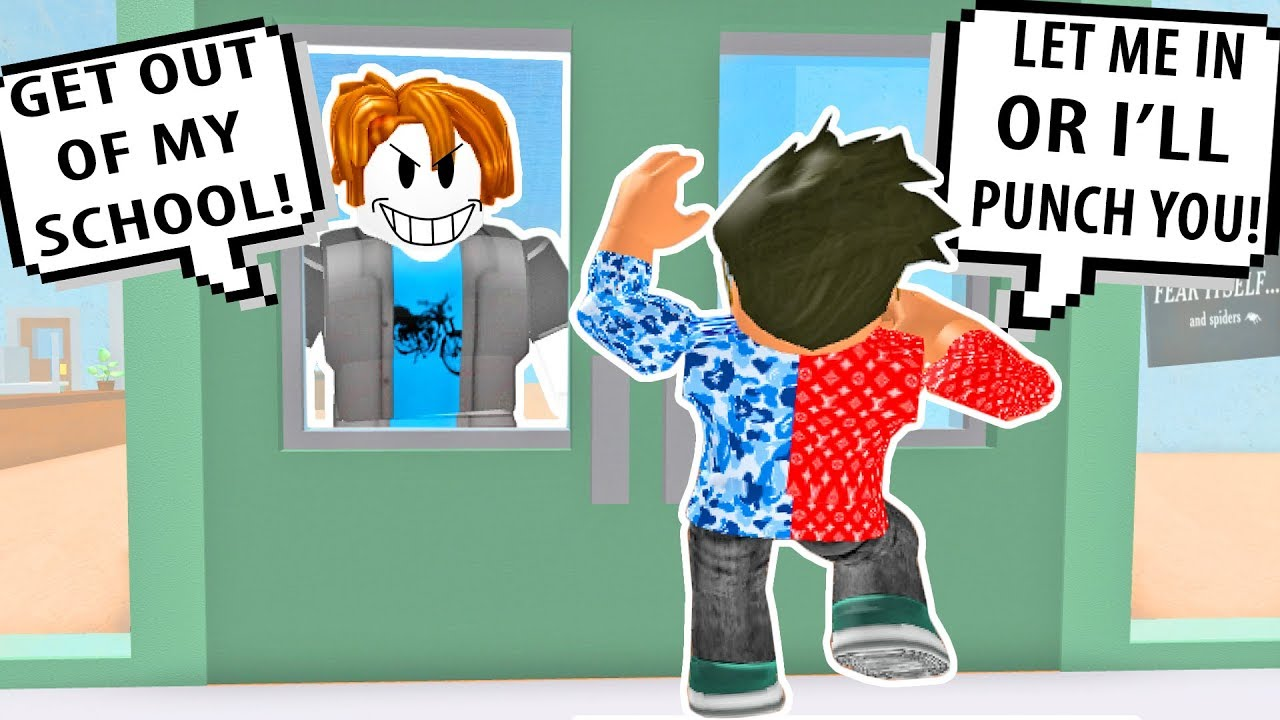 Roblox Noob Gets Revenge On Bully Undercover Principal 5 Roblox