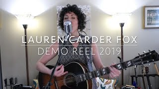 Lauren Carder Fox- 2019 Solo Demo Reel