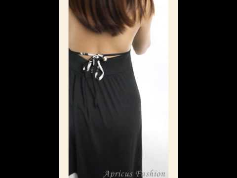 New Black Sexy Long Evening Party Dinner Summer Maxi Dress