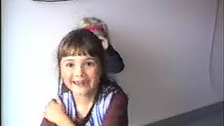 Macarena dance and Dracula impersonation - I lost my front teeth