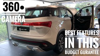 Mg hector review | MG walkaround | voice command features and facts | test drive date