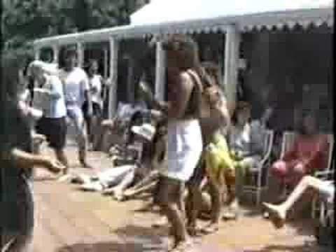 Antigua Adventure Camp Video 1989 - Part 1