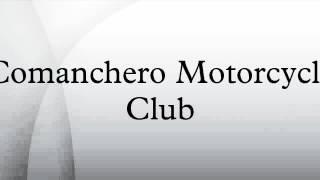 Comanchero Motorcycle Club