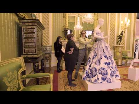 The Commonwealth Fashion Exchange at Buckingham Palace
