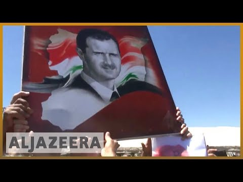 🇸🇾 Syria government takes most of Deraa in two-week offensive | Al Jazeera English